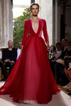 Georges Hobeika Couture Fall Winter 2012 Paris