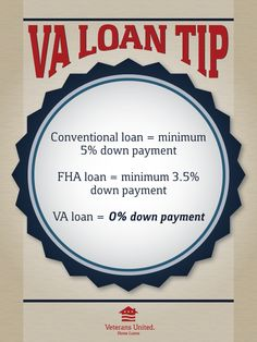 One of the most unique benefits of the VA loan is that no down payment is required. That's great for military families under a budget crunch!