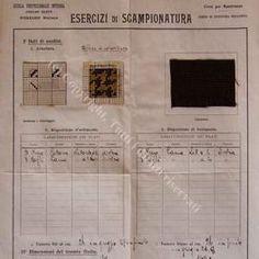 Armature e messa in carta - Archivi Tessili del Biellese