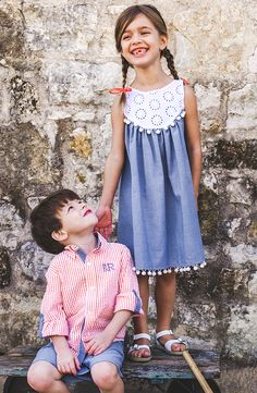 Dress your family in coordinating outfits this Spring! LAKE HOUSE releases January 14th at 7am CT!