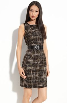Plaid dress by Trina Turk. #nordstroms $278.00