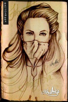 Sketch Drawn Faber