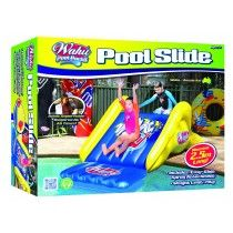 #Wahu #PoolParty : Pool Slide