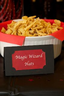 Magic Wizard Hats: Magic party