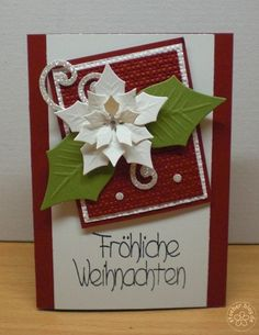 stampin up, christmas