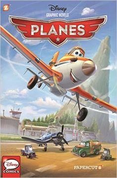 Disney Planes: Graphic Novelization