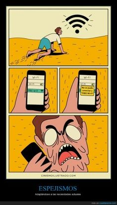 Espejismos... #WiFi