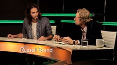 Gaiam TV Mind Shift with Russell Brand and Eve Ensler