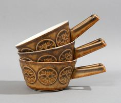 quistgaard bowls with handles small relief by northvintage on Etsy, kr275.00