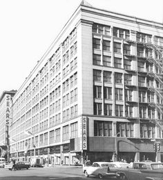 Chicago Photos, State Street, Oak Park, Back In Time, Department Store, Illinois, Vintage Photos, Past, Pride