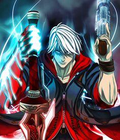 Devil May Cry: Nero by *digitalninja on deviantART