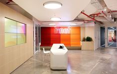 """iiNet, the Australia's second largest DSL internet service provider recently opened a new east coast office in Sydney, designed by architecturefirmValmont. """"iiNet opted for a virtual reception which made it ... Read More"""