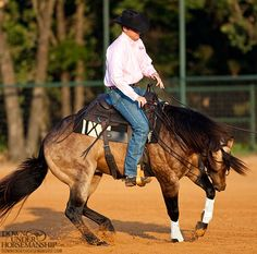 Softness in your horse.
