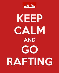 Go rafting! #rafting-maine. Yes, thank you, I believe I will.