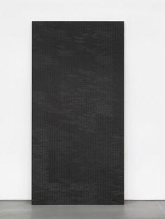 Maria Taniguchi: Untitled, 2014 acrylic, canvas, wood support, unframed