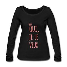 Chic Et Choc, T Shirt, Graphic Sweatshirt, Marie, Sweatshirts, Sweaters, Fashion, Bridal Shower, Wedding Bride