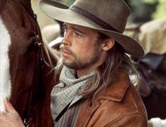 Brad Pitt  as Tristan Ludlow. Legends Of The Fall