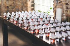 Shanna and Patrick's 'Urban Glam' Minimalistic Minnesota Wedding by Mark Mirocha Photography Boho Wedding, Wedding Blog, Wedding Venues, Wedding Day, Urban Rustic, Small Lake, Outdoor Ceremony, Favours, Green And Gold