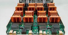 Ο SuperComputer της NVIDIA με Volta GPUs