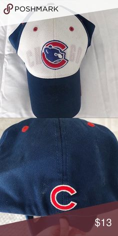 1ad14816d6e Chicago Cubs Baseball Cap 💛 Nike Nike MLB Accessories Hats