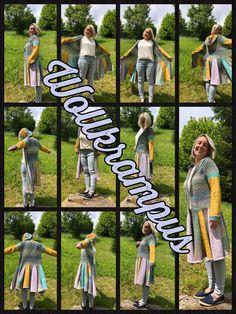 Meine Anleitung dazu findet ihr auf crazypatterns Wrist Warmers, Knitting And Crocheting, Tutorials
