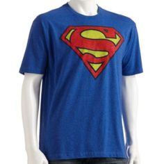 Superman Shield Tee - Men