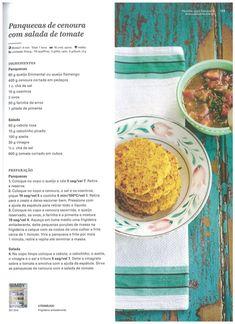 150 Receitas - As Melhores de 2016 da Revista Bimby Arancini, Low Fodmap, Cantaloupe, Healthy Recipes, Healthy Food, Food And Drink, Veggies, Lunch, Tortilla Wraps