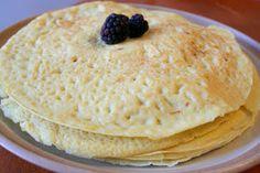 Gluten Free Apple Pancakes (Dairy, Gluten and Sugar Free)