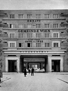 Josef Frank, Villa, Historical Photos, History, Building, Vintage, Vienna, Functionalism, Communities Unit