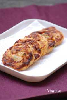 Aloo Cheese Tikki (Indian Snack)