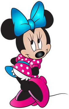 Minnie Mouse Free PNG Transparent Image