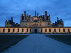Chambord- France