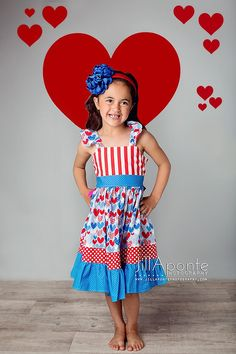 ON SALE The Liberty 4th of July patriotic by amysbuttonsandbows