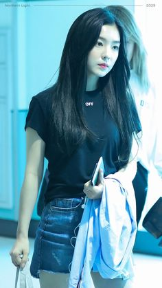 Irene-Redvelvet 180422 Taiwan Airport to Korea Seulgi, Red Velvet アイリーン, Red Velvet Irene, Kpop Fashion, Korean Fashion, Airport Fashion, Korean Girl, Asian Girl, Mode Ulzzang