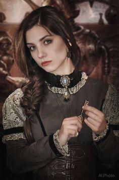 Steampunk. Alexandra 1 by Allsteam.deviantart.com on @DeviantArt