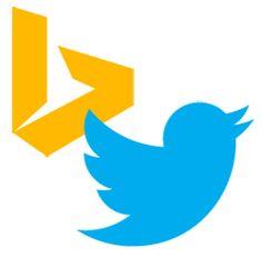 Bing integra más a Twitter, ahora se puede buscar por Hashtag y nombre de usuario en Bing!