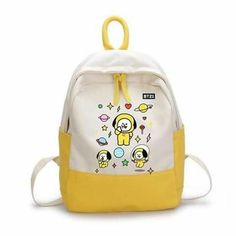 Mochila Kpop, Mochila Do Bts, Cute School Stationary, Bts Bag, Bts Makeup, Bts Hoodie, Bts Clothing, Cute Backpacks, Kpop Merch