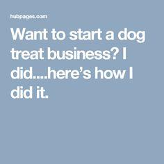 51 Good Catchy Dog Treat Business Names | miss molli kay ...