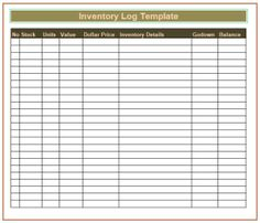 Activity Log Template  Logs    Logs Template And