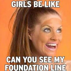 Have you thought about trying a new foundation but hate trying to figure out what shade you are?? All you have to do is send me a selfie for a color match. So you don't have to be like this girl