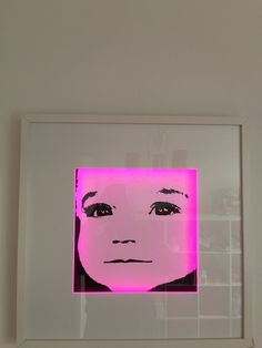 Schilderij met led verlichting