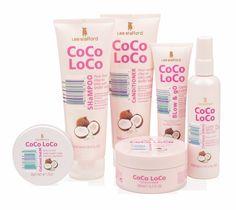 Lee Stafford unveils CoCo LoCo coconut haircare line