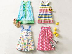 When life gives you lemons (buy the dress to match). Click the photo to shop brand new Mini Boden.