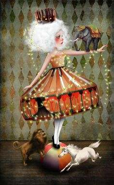 Carnivale by Jessica Grundy