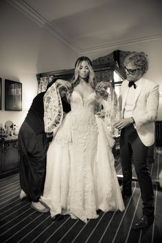 Ciara's bespoke wedding gown - the story behind a couture wedding dress