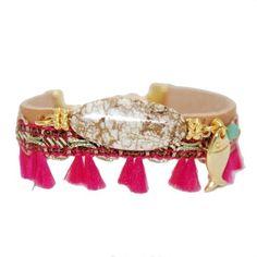 So Seriously Armband Miss. Bo Chic #ohsohip #ibiza #bracelet #handmade