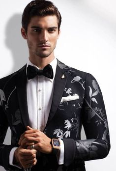 Bespoke. Men's Tuxedo