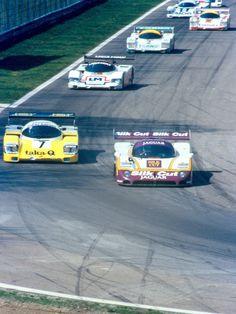 https://flic.kr/p/68Mtec   Monza 1000 Km - anno 1987   Scansione di una diapositiva della 1000 km di Monza anno 1987