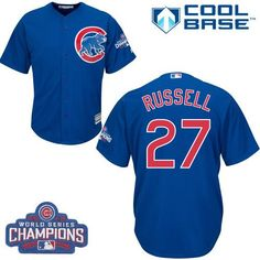 Cubs Kyle Schwarber Blue Alternate 2016 World Series Champions Stitched  Youth MLB Jersey 22de0e598
