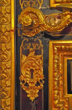 Door Detail - Hermitage Museum